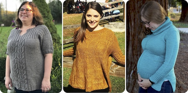 Eye Candy: Rhinebeck Sweaters