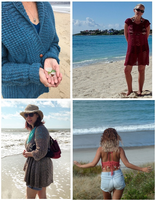 beach garments