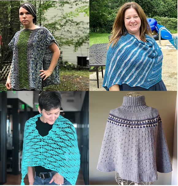 Eye Candy: Ponchos Revisited
