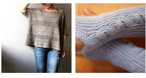 projects with most faves knitting crochet