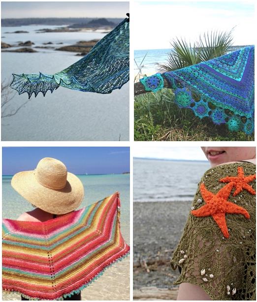 beach shawls